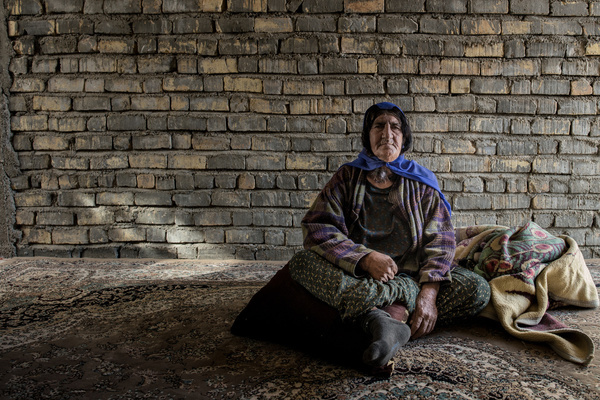 Zahra, a 64-year-old is one of the nomads who lost her identity, culture and way of life. Animal husbandry is the main profession of the nomadic society in Iran. The nomadic settlement plan has led to a loss of livestock, identity and culture and has caused poverty and reduced employment opportunities.