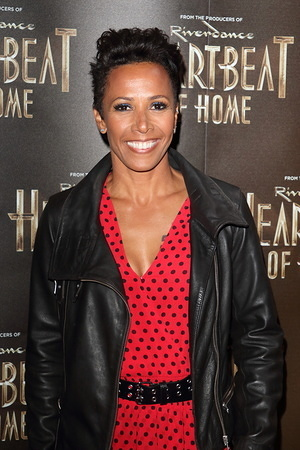 Dame Kelly Homes at the Heartbeat of Home Press Night at the Piccadilly Theatre in London.