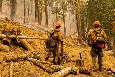 Devastating Caldor fire continues as crews fight through exhaustion to battle the flames.The Caldor fire has now burned through 191,607 Acres of heavy timber and steep terrains. With nearly 4,000 personnel on scene to battle the blaze it is still only 16% contained.
