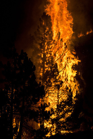 Devastating Caldor fire rages through silver lake as crews do all they can to push it back. The Caldor fire has now burned through 212,987 acres of heavy timber and steep terrain. With over 4,400 personnel on scene to battle the blaze it is still only 29% contained.